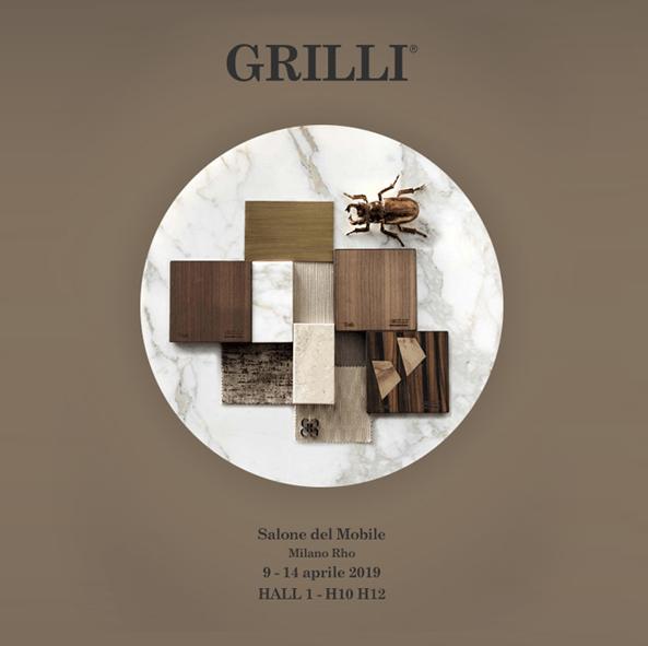 Salone del mobile 9 14 aprile 2019 grilli for Grilli arredamenti roma